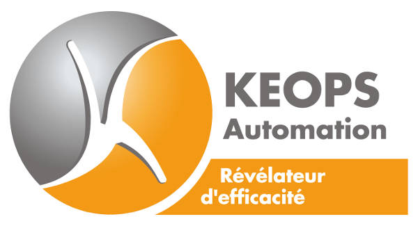 Logo KEOPS AUTOMATION