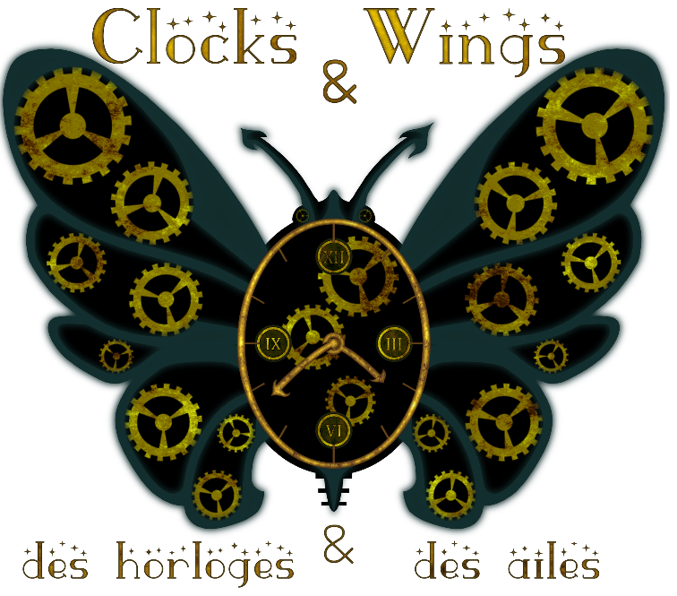 Logo CLOCKS AND WINGS