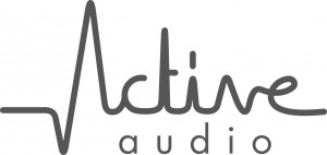 Logo ACTIVE AUDIO